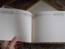 Hallmark Wedding Guests Book, Unused, Has Spaces for 432 Guests