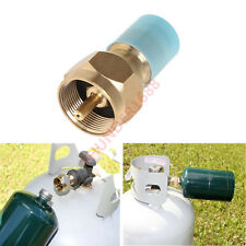 ICE FISHING Tool Hiking Refill small 1 LB Propane Bottle tank camping adapter