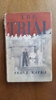 The Trial - Franz Kafka first edition 1st 1937 /1944 second printing ORIG JACKET