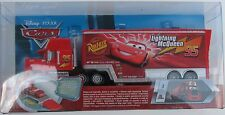 Disney Pixar Cars Mack Hauler 95 Lightning McQueen Trailer Brand New Sealed