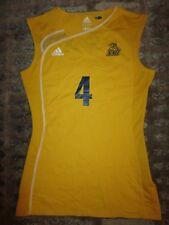 NAU Northern Arizona Lumberjacks #4 Soccer Team adidas Jersey Womens M