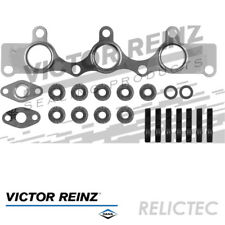 Turbocharger Mounting Gasket Kit Smart MB:FORTWO,CABRIO,City