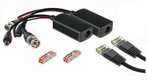 100Ft PTZ Power Video & RS-485 Control Cable fit Lorex PTZ Cameras