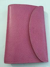 Filofax Finsbury Large Female Purse Pink