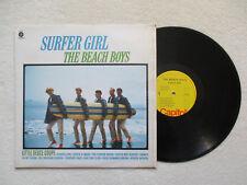 "LP 33T THE BEACH BOYS ""Surfer girl"" CAPITOL SM-1981 USA §"
