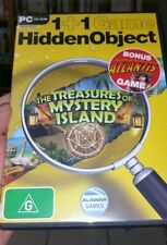 1 + 1 Games The Treasures of Mystery Island Atlantis  PC GAME- FREE POST