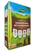 WESTLAND® Rasendünger mit Rasensamen, 2,8 kg