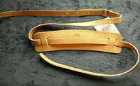 Gitarrengurt Gaucho Vintage Leather Strap natur