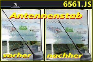 Dachantenne, Antennenstab kurz original PEUGEOT nur 28 cm lang OE 6561JS