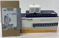 NetGear ProSafe FS116 16-Ports 10/100 External Desktop Switch