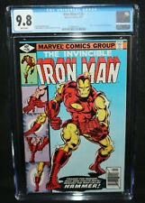 Iron Man #126 - Tales of Suspense #39 Cover Homage - CGC Grade 9.8 - 1979