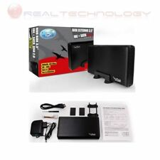 BOX CASE ESTERNO 3,5 SATA/IDE  USB 2.0 BOX ALLUMINIO PER HD GS-35IS