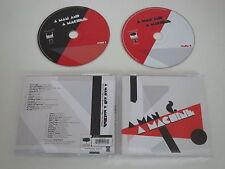 Various/A Man & a machine (Harmonia Mundi/le son du maquis/LM 54136) 2xcd album