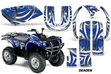 AMR Racing Yamaha Grizzly 660 Graphic Kit Wrap Quad Decals ATV All Years DEADEN