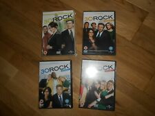 30 Rock Season 1 2 3 4 DVD Box Sets Collection 3O