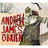 Andrew James O'Brien - Songs for Searchers (brand new CD 2012)