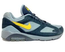 Nike Air Max 180 Men Size 11 Cool Grey Black Wheat Gold AV7023-001