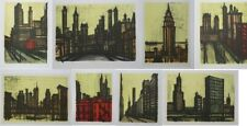 Buffet Bernard: New York City (10 Lithographs) - 1967 #Mourlot