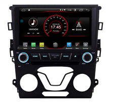 Android 10.0 GPS Radio Car DVD Stereo Head Unit for Ford Mondeo Fusion 2013+
