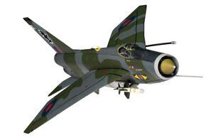 CORGI AA28403 1/48 LIGHTNING F6 RAF NO11 SQN BINBROOK 1987 LAST LIGHTNING SHOW