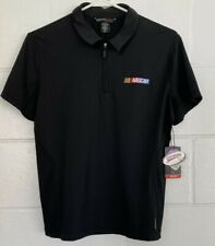 NEW Ladies NORTH END Sport NASCAR Shirt size M Black Performance 3M Protector