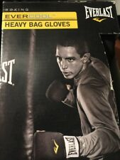 Everlast Neoprene Heavy Bag Gloves one size fits most New