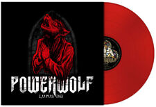 POWERWOLF - LUPUS DEI, 2017 EU RED vinyl LP + POSTER, 300 COPIES! NEW - SEALED!