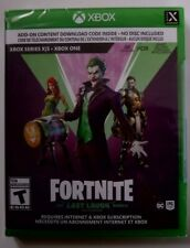 Fortnite The Last Laugh Bundle (Xbox One, Factory Sealed)