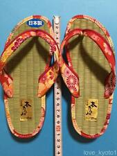 F/S Japanese Tatami Straw mat Zori Sandals Cute Kawaii for girl 21cm from Japan