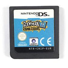 Rayman Contre Les Lapins Encore plus Crétins / Jeu Nintendo DS/ Cartouche Seule