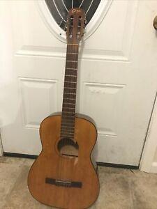 Goya G-10 Acoustic Guitar  Damaged Great Sound