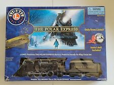 Lionel Trains The Polar Express Model 711803 Ready to Play Train Set With Remote