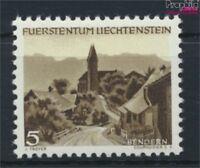 Liechtenstein 284 (kompl.Ausg.) postfrisch 1949 Bendern (9063086