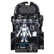 "Star Wars Black Series Clone Commander Wolffe 3.75"" ACTION FIGURE TOY"