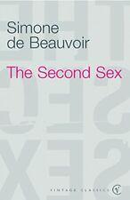 The Second Sex by Simone de Beauvoir (Paperback, 1997)