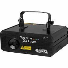 Laser Briteq Spectra 3D Party LED Licht Show Effekt Disco Club NEU