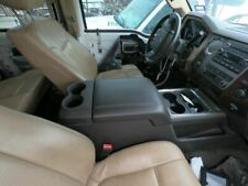Console Front Floor With Armrest Lariat Fits 11-16 FORD F250SD PICKUP 447112