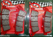 "BREMSBEL�""GE VORNE HONDA 1000 VARADERO ABS JAHR 2004 BREMBO SA 07HO42SA"