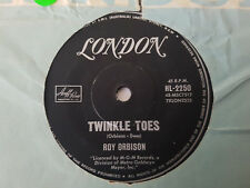ROY ORBISON //  TWINKLE TOES FUZZ GARAGE LONDON 1966