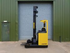 forklift/fork lift/forklift truck/ HYSTER REACH TRUCK 8000MM LIFT
