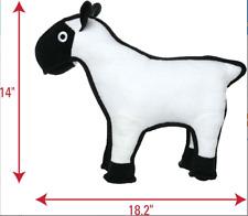 Tuffy's Sheep Sherman Plush Dog Toy
