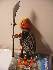 playmobil Chevalier Samourai inedit Knigth edition speciale QUICK FRANCE Neuf