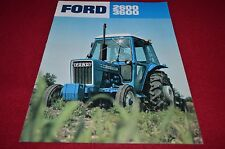 Ford 2600 3600 Tractor Dealers Brochure YABE13