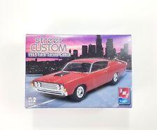 1969 Ford Torino Cobra Street Custom Model Kit by AMT / ERTL Factory Sealed Box