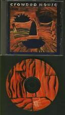 CROWDED HOUSE Woodface CD HOLLAND USA CAPITOL picture disc