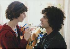 "Miranda July & Hamish Linklater ""The Future"" Autogramme signed 20x30 cm Bild"