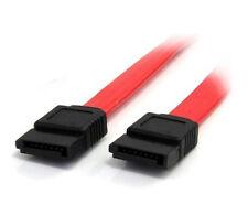 StarTech SATA18 1.5' SATA Cable - Red