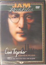 """JOHN LENNON  """"COME TOGETHER""""  rare  dvd LOU REED STONE TEMPLE PILOTS MOBY"""