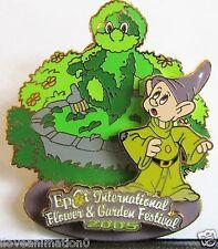 Disney Flower & Garden Festival Dopey Artist Proof AP Pin