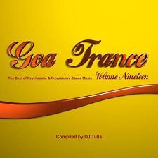 GOA TRANCE 19 NINETEEN = Twina/Sirion/Streamers...=2CD= PSY TRANCE PROGRESSIVE!